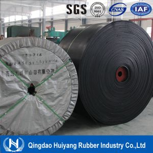 China Made Cotton Fire Resistant Rubber Conveyor Belt pictures & photos