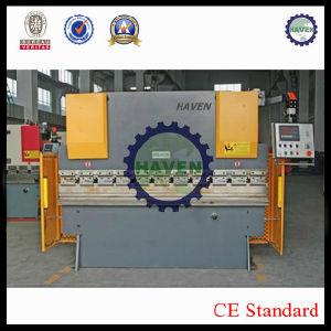 WC67Y Hydraulic Pressbrake CNC Sheet Plate Press Brake pictures & photos