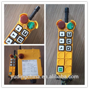 F24-6D 6 Button Double Speed Industrial Crane Radio Remote Controller pictures & photos