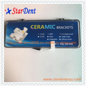 Best Quality Orthodontic Ceramic Bracket of Dental Instrument pictures & photos
