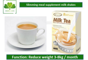 100% Natural Matirials Fast Slimming Milk Tea for Weight Loss pictures & photos