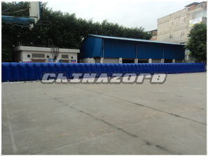 Long Size Inflatable Billboard Set on Sports Center for Advertising pictures & photos