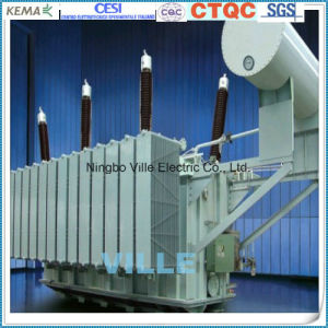 Step-up Transformer /Power Transformer/Transformer/Power Transmission pictures & photos