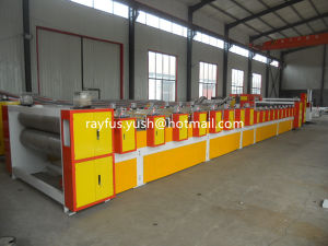 2/3/4-Layer Hard Paperboard Production Line pictures & photos