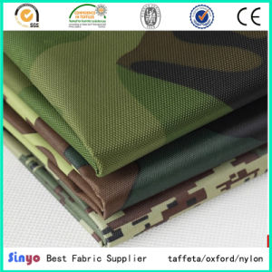 PVC Coated 100% Polyester Woven Oxford FDY Panda 420d Fabric for Laptop Bags pictures & photos