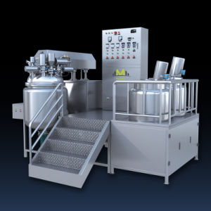 Widely Use Vacuum Emulsifying Mixer pictures & photos