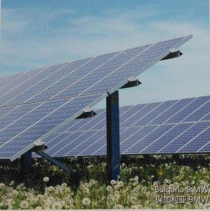 on Grid Solar Power Plant pictures & photos
