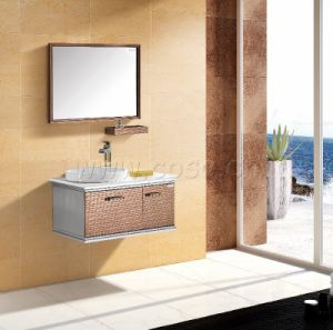 Stainless Steel Bathroom Cabinet (BV2013-062) pictures & photos