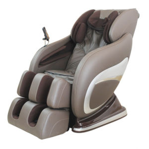 Electric Full Body L and S Track 4D Zero Gravity Massage Chair pictures & photos