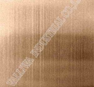 Steel Sheet Hair Line (Tin-Brown) pictures & photos