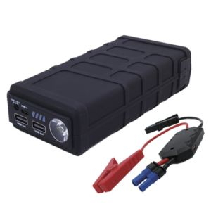 Mobile Power Supply Portable Jump Starter with LED Display pictures & photos