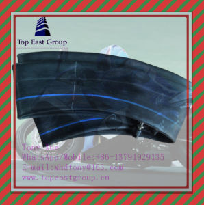 130/90-15, Butyl, Natural, Super Quality Motorcycle Inner Tube pictures & photos