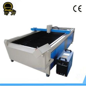Stainless Steel Aluminum Iron Cutting Stepper Motor Thc CNC Plasma Cutting Machine pictures & photos