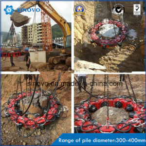 Hydraulic Pile Breaker SPF400-B pictures & photos