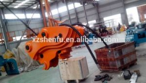 Hydraulic Quick Coupler for 20t Different Brand Excavator pictures & photos