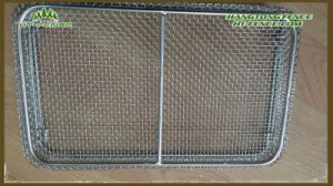 Customized Stainless Steel Wire Mesh Basket for Food Basket/ Kitchen Basket pictures & photos