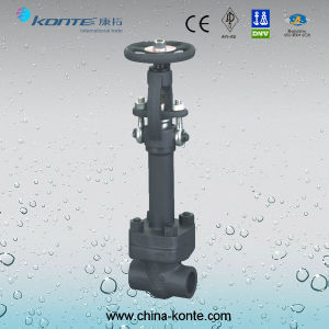 Forged Extended Stem Gate Valve pictures & photos