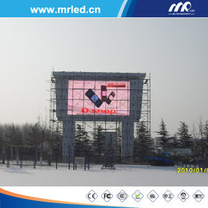 Outdoor LED Display Panel with IP65 Grade (P20) pictures & photos