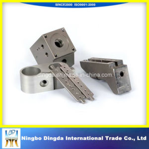 Precision Machining Parts According to Drawings pictures & photos