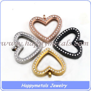 Happymetals Stainless Steel Memory Jewelry (PS0021)