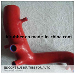 Color Silicone Rubber Radiator Tube for Subaru pictures & photos
