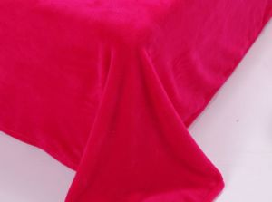 3 Set Coral Fleece Bedding Set pictures & photos