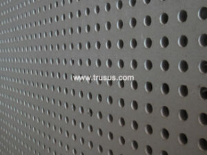 2015 New Design Perforated Gypsum Ceiling Board