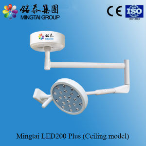 LED200 Plus Small Ceiling Cheap LED Surgical Operation Lights pictures & photos