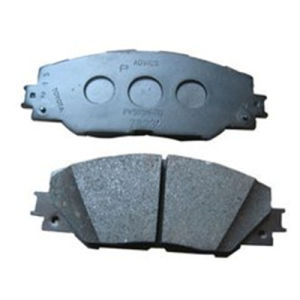 High Quality Friction Brake Pad for Toyota with Certificate 04465-60040 pictures & photos