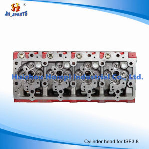 Diesel Engine Parts Cylinder Head for Cummins Isf3.8 5289698 5261256 pictures & photos