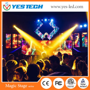 Full Color Curtain Outdoor/Indoor LED Display pictures & photos