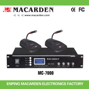 Professional Meeting System (MC-7000)