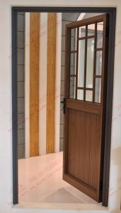 Aluminium Louver Door with Adjustable Shutters (BHA-DC01) pictures & photos