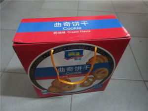 E-Flute Hight Quality Customized Biscuit /Cookies Packaging Box pictures & photos