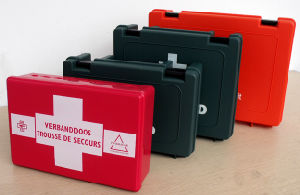 Home Workshop Car Hotal Waterproof IP65 First Aid Kit pictures & photos