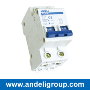 63AMP MCB Miniature Circuit Breaker (DZ47-63) pictures & photos