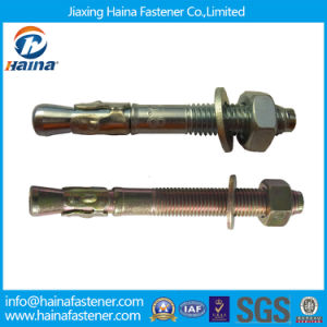 Carbon Steel Zinc Plated Hilti Bolt Anchor of Wedge Anchor Expansion Anchor Drop in Anchor Sleeve Anchor (M6-M24) pictures & photos