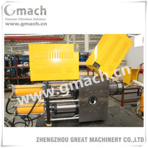 China Supplier Large Filtration Area Continuous Screen Changer pictures & photos