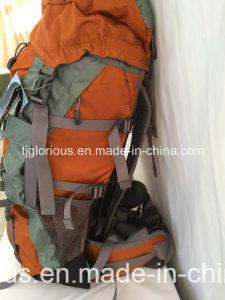 Orange Colour Backpack Sports Bag