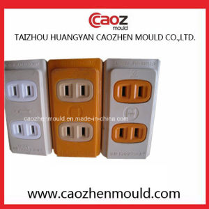 Hot Selling Plastic Injection Plug Mold in China pictures & photos