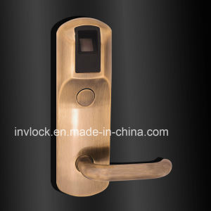 Digital Fingerprint Door Lock for Home, Hotel and Apartment pictures & photos