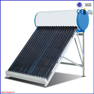 200L Vacuum Tube Water Heater Solar System pictures & photos