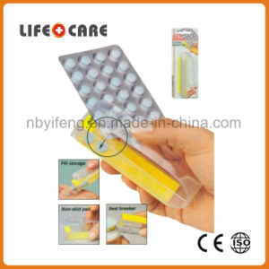 High Quality Factory Medical Plastic Pill Popper Pillbox for Promotion pictures & photos