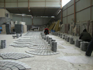 Granite Basalt Paving Stone for Cube Stone, Cobble Stone pictures & photos
