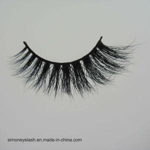 High Quality Strip False Eyelash Handcraft Natural Seribian Mink Lashes pictures & photos