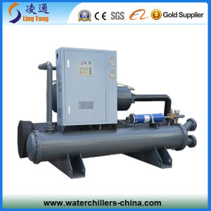 Screw Compressor Water Cooled Industrial Water Chiller pictures & photos