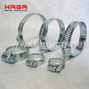 American Type Hose Clamp pictures & photos