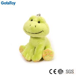 Custom Plush Frog Keychain Stuffed Soft Toy Keychain pictures & photos