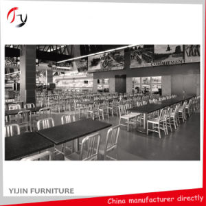 Natural Nickel Color Silver Aluminum Painting Contract Chairs (NC-74) pictures & photos