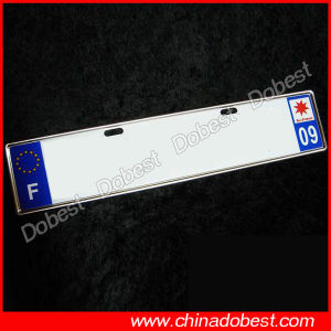 Blank Car Number Plate License Plate pictures & photos